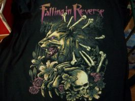 Falling In Reverse shirt by A7XFan666