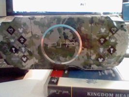 Peace Walker PSP and KH Decals by YoshiAngemon
