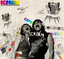 SCREAM. by Espador