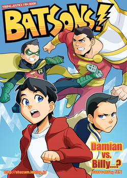 BATSONS cover by Sii-SEN