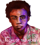 Because The Acid by mirrorsandapples