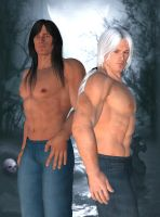 The Brothers Grim by Silverwind3D