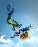 Miss martian by FrancineDelgado