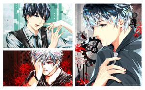 Tokyo Ghoul by SidusRie