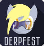 Derpy Fest Icon! by Ducheved