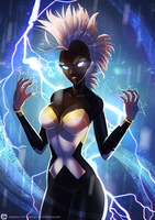 Storm by Helixel