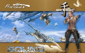 Fantasy Sound Balthier by AeonKnightxTidus