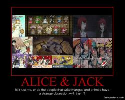 Alice and Jack by Ichi-BanOtakuSML8500