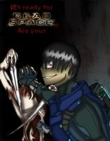 Dead Space 3 by EC-DarkMatter