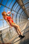 Asuka China Dress by Lilith (Romics2014) 02 by Noriyuki83
