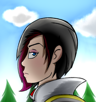 uninterested fiora is uninterested by Glasdale