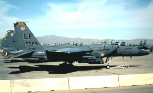 56th Fighter Wing 'Strike Eagle' by F16CrewChief