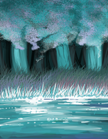 More trees by xmellulahx