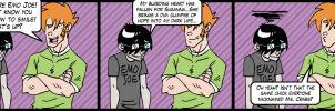 Bob and Sam 116 by annieawesomesauce