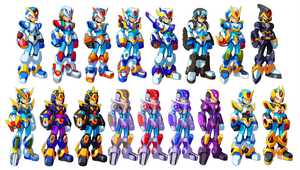 Armor Systems by ultimatemaverickx
