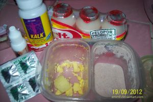Young baby food recipe by emmil