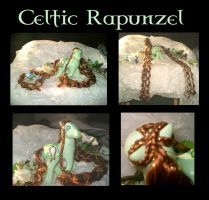Custom MLP : Celtic Rapunzel by marienoire