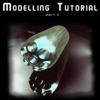 Modelling tutorial part1 by 3d-studio-max