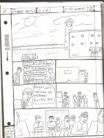 THE ULTIMATE BATTLE pg.8 by DW13-COMICS