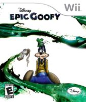 Epic Goofy Cover by Sketch-Monkey