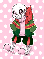 Melon Sans by booplebuns