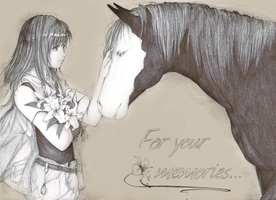 For your memories by Cessalina