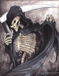The Grim Reaper by ChrisOzFulton