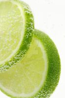 Fizzy Fruit: Lime 2 by RobArtPhoto