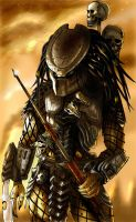 Predator At Dawn by The-Predator-Club
