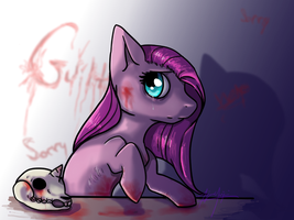 Guilty by LeRainbowTurtle