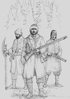 Cossacks by Xamlllew