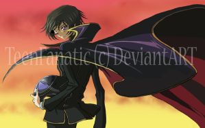 Lelouch Lamperouge by TeenFanatic