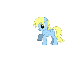 Derpy Hooves Filly by Puppies567
