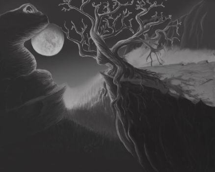 Greyscale midnight by telepaats