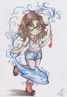 Expecto Patronum by Margaret-Lupin