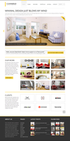CleanGold - Responsive Site Template by DarkStaLkeRR