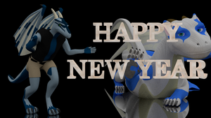Happy New Year - 2014 by Adreos