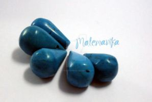 Turquoise by motemanikabeads