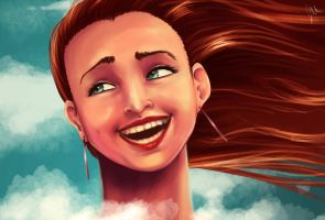 Head in the Clouds by Jessimie