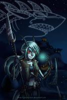Azial in the Night by Jetyra-Luck