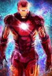 Iron Man by Blueberry-Cat