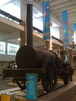 Original Stephenson's Rocket by YanamationPictures