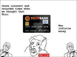 The credit card by git5x