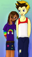 Tucker and Dylan for Tami6677 by Phoneix-Faerie