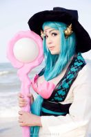 Yamuraiha. Magi the labyrinth of magic. by Giuzzys