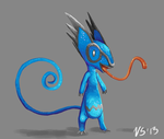 Art Trade: Glen by VintageSoap