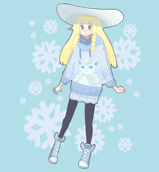 lillie by Oscar44