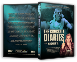 The Crockett Diaries with Magnum TA by TheIronSkull