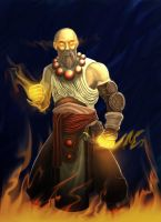 Monk by Morttimus
