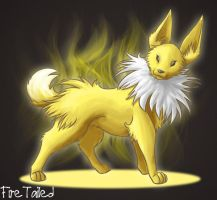 Jolteon by FireTailed